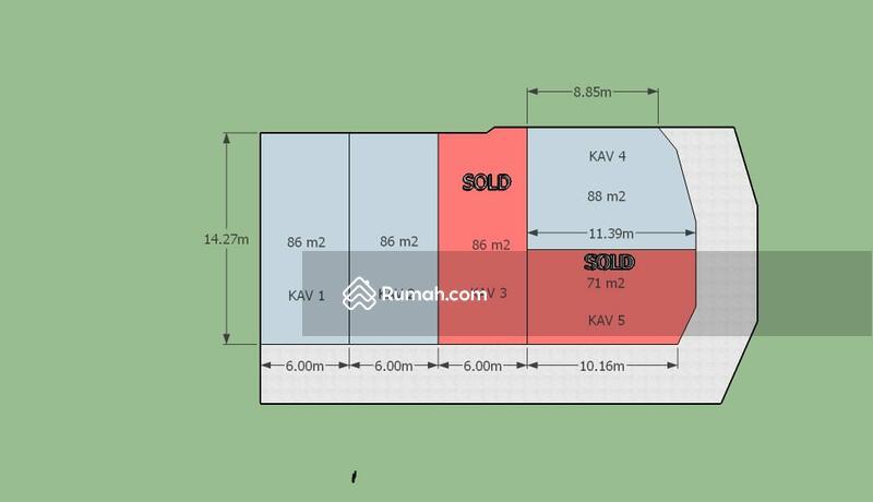 DIjual Rumah Dengan View Indah Kota Bandung Di Padasuka, Bandung Timur #102618779