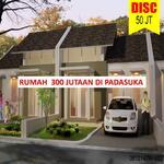 DIjual Rumah Dengan View Indah Kota Bandung Di Padasuka, Bandung Timur