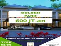 Dijual - Di jual cluster GOLDEN PARK free shm, lokasi anti banjir