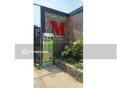 Dijual - Di Jual Tanah Kavling di Bekasi Alamanda Regency Blok M Luas 70 Rp 189 Jt Siap Bangun Sertifikat