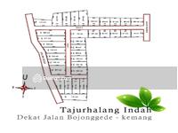Dijual - Investasi Kavling Tanah Tajurhalang Dekat Jalan Tegar Beriman 2