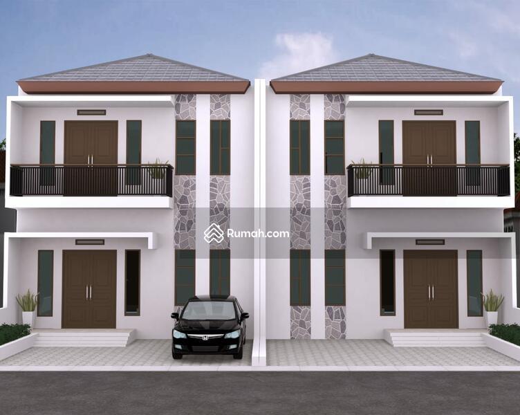 Rumah 2 Lantai Type 70/72 Hadap Taman. Lokasi Strategis di Timur Cibubur #102716943