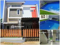 Dijual - Rumah murah plus kolam renang