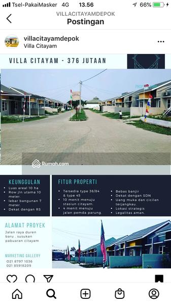 Villa Citayam #103392241