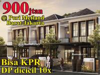 Dijual - Metland Cluster Oxalis