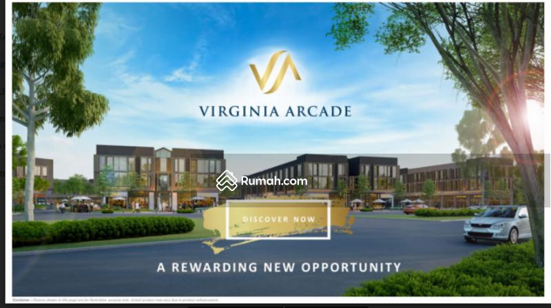 Ruko 3 Lantai Virginia Arcade ada Taman di BSD City #102769487