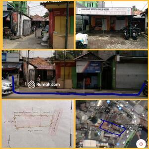 Dijual - Bangunan hitung tanah di jalan raya h. ung kemayoran