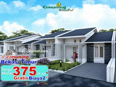Dijual - Rumah Cantik Masa Kini di Bekasi Timur