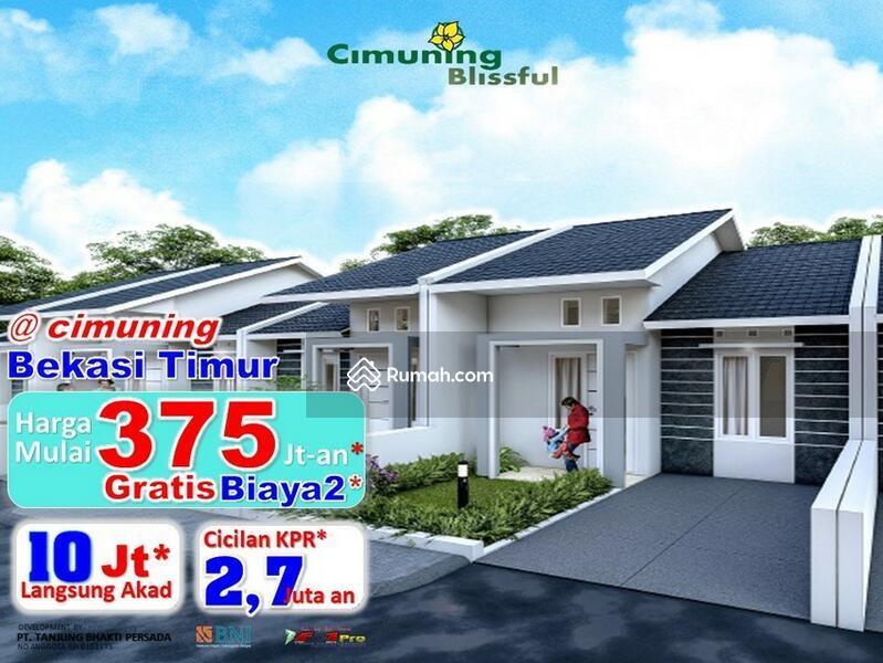 Rumah Cantik Masa Kini di Bekasi Timur #102802881