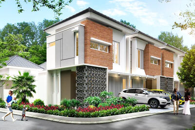 Dijual - The Orchard Residence