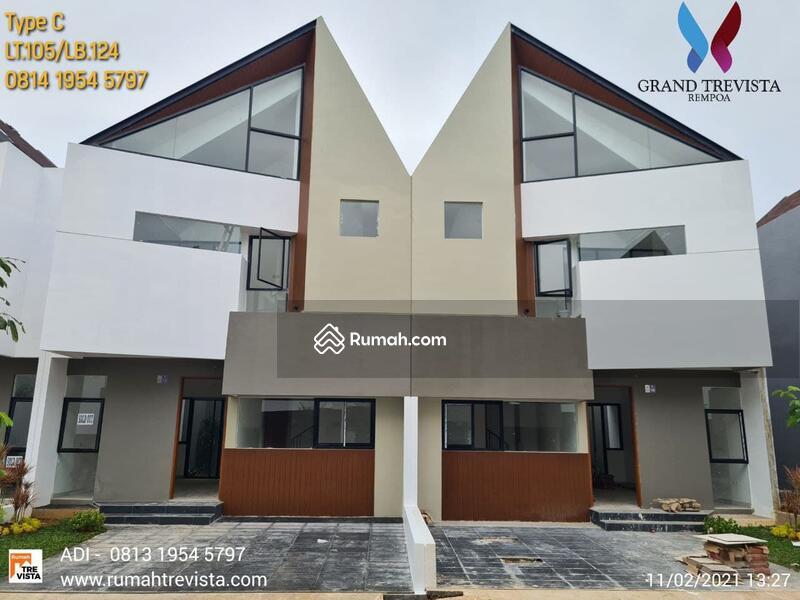 Rumah Baru Grand Trevista Rempoa Hanya 15 Menit dari MRT Lebak Bulus #102881093