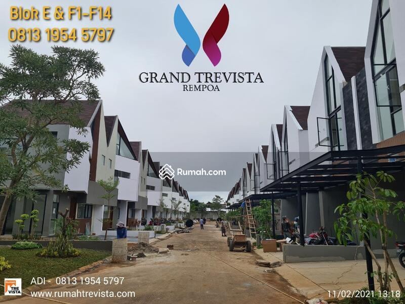 Rumah Baru Grand Trevista Rempoa Hanya 15 Menit dari MRT Lebak Bulus #102881097