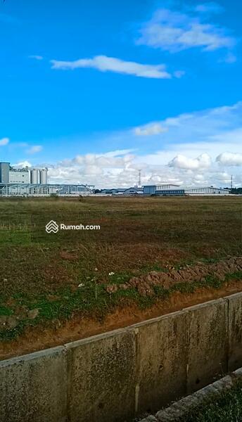 Lahan industri terpadu di kawasan modern cikande serang tangerang #102886173
