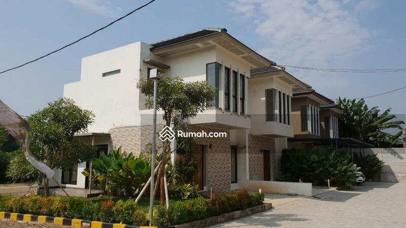 Rumah Mewah Siap Huni Strategis,Bata merah, bebas banjir #102887161