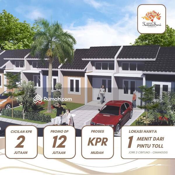 Rumah asri bekasi bebas banjir,Lokasi sangat berkembang hanya 500meter ke toll jorr2 #102970703