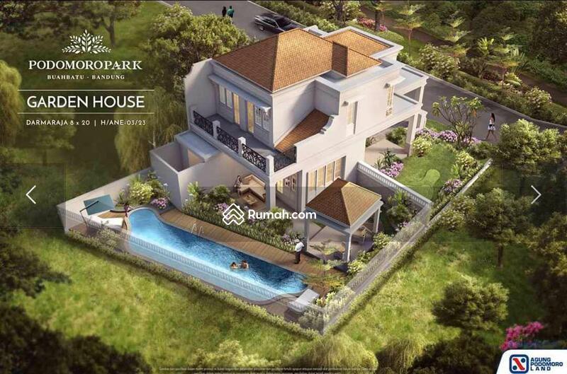 Rumah Mewah Nuansa Resort di Bandung #103050199