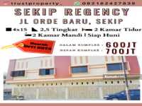 Dijual - Komplek Sekip Regency