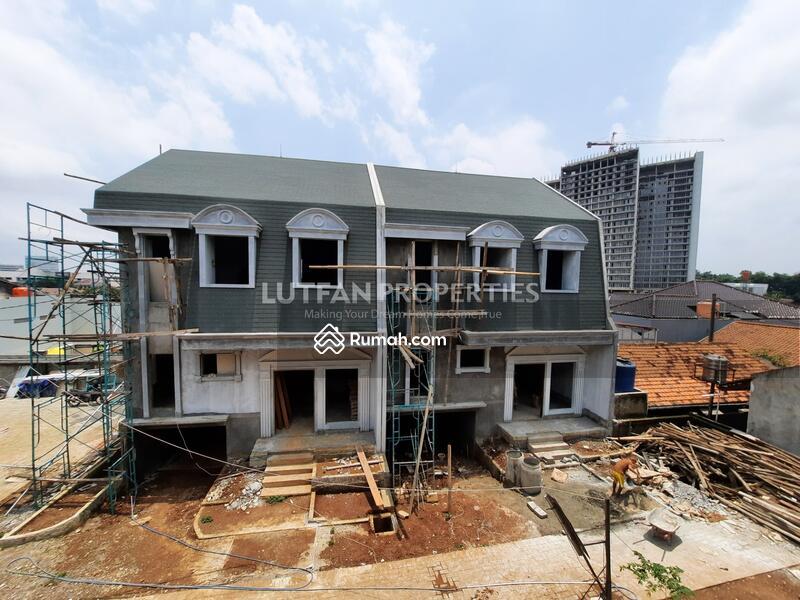 Rumah Baru Cilandak Dekat Transmart Dan Ampera Cilandak Selangkah Menuju CBD Simatupang #107665225