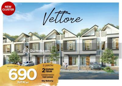 Dijual - Rumah 2 Lantai Bekasi 700 Jutaan samping Summarecon Bekasi