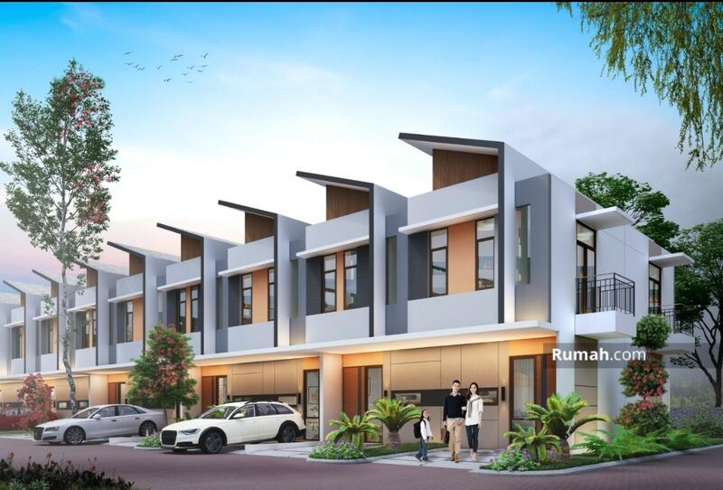 Miliki Rumah 2 lantai harga 1 lantai di Galuh Mas #103180389