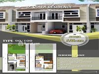Dijual - D' Kiara Residence. Cluster Baru, sisa 4 unit dr 7 Unit. Lokasi : 500m dr Pintu Tol Sawangan.