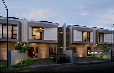 Dijual - Dijual Rumah Cluster Budi Luhur Asri Sayap Setra Duta Bandung