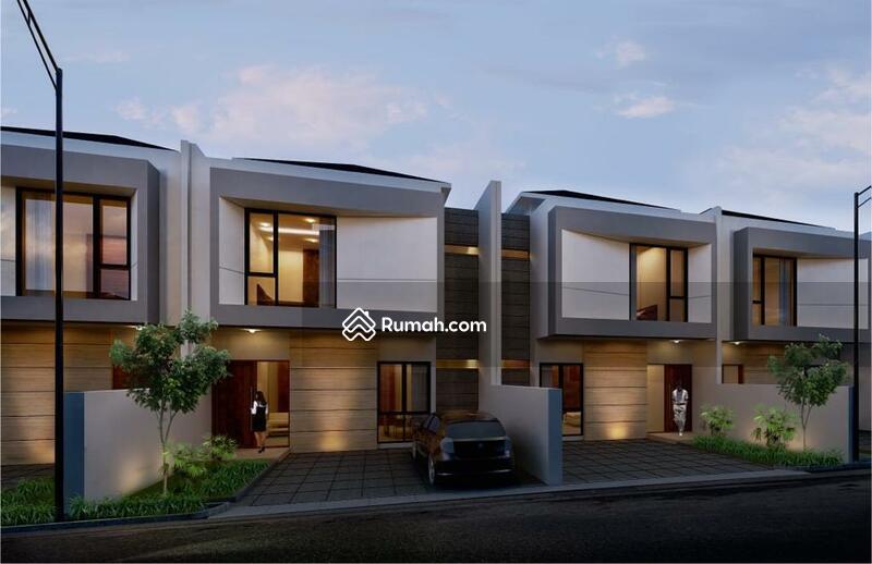 Dijual Rumah Cluster Budi Luhur Asri Sayap Setra Duta Bandung #103228727