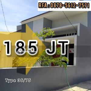 Dijual - RUMAH MURAH JUANDA 100 JT AN