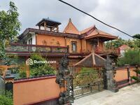 Dijual - Rumah etnik gaya Bali