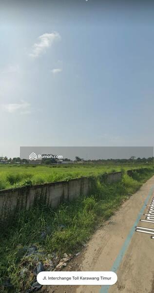 kavling komersial di pintu toll karawang timur #103392253