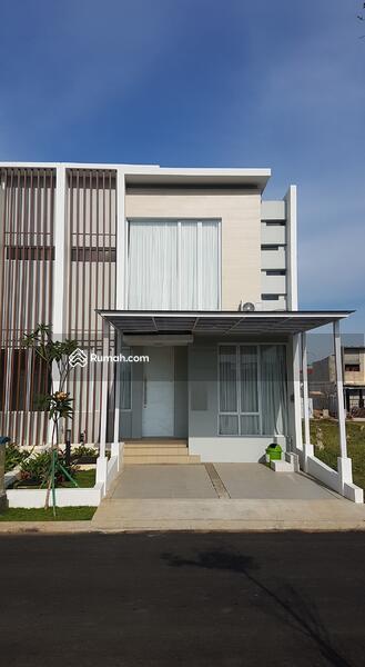 Rumah 2 lantai siap huni 7x15 105m Type 3KT Cluster Yarra JGC Jakarta Garden City Cakung #103402127