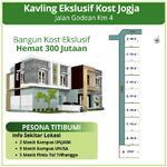 Dijual Tanah Perumahan Legalitas SHM Dekat Kampus UNISA Diskon 25%