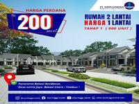 Dijual - Panorama Bekasi Residence Type 30/60