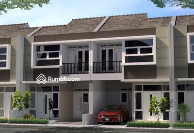 Dijual - Dijual Rumah Baru 2 lantai (Indent). Dlm Cluster hanya 7 Unit  500m dr Pintu Tol Sawangan