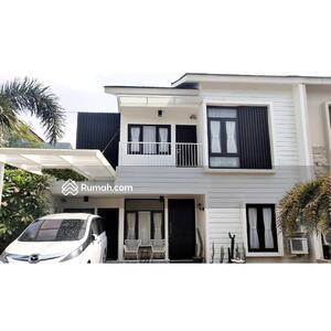 Dijual - Rumah 2 lantai siap huni dalam komplek elit Jatiwaringin