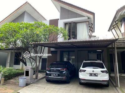Dijual - Rumah Dijual Di Cluster Serenade Lake Paramount Kelapa Dua Tangerang