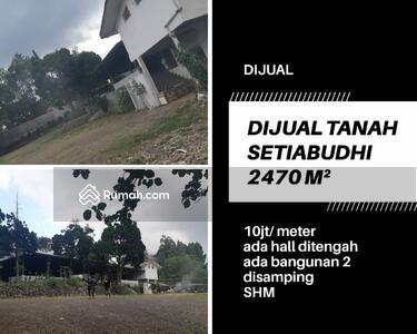 Dijual - Jual Tanah Mainroad Setiabudi
