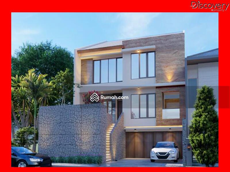 Rumah Setra Duta Baru Modern Minimalis #103517907