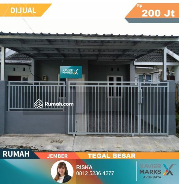 Jual Rumah MURMER MINIMALIS SIAP HUNI Lokasi Tegal Besar dekat Kota #103543055