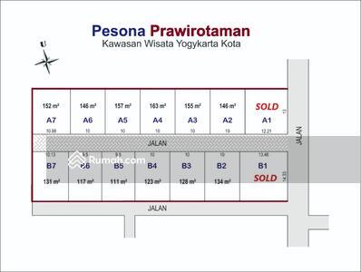 Dijual - Tanah Konsep Perumahan Pusat Kota Jogja