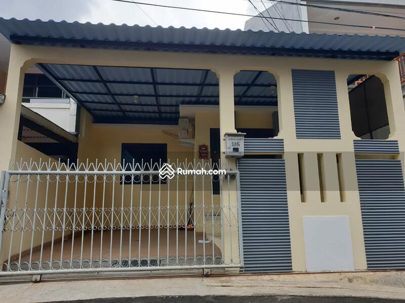 Disewakan rumah murah kelapa gading Bebas banjir bangunan baru renovasi 4 kamar tidur 2 kamar mandi #103725061