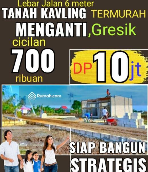 Tanah Kavling Murah Surabaya Tanah Kavling kredit murah gresik menganti siap bangun dp 10 jt #103726265