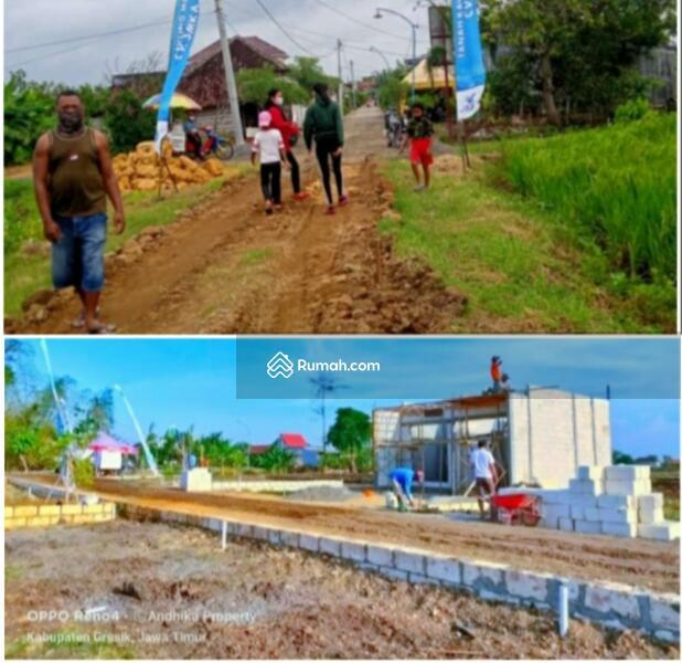 Tanah Kavling murah barat Surabaya Dp 10 jt cicilan 700 ribuan cash 38 jt Sangat Strategis #103726299