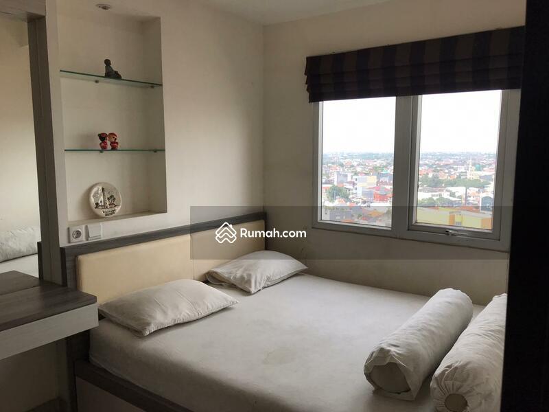Dijual Apartemen Puri Park View 2 KT luas 36 m2 Fully Furnished Kembangan Jakarta Barat #103756549