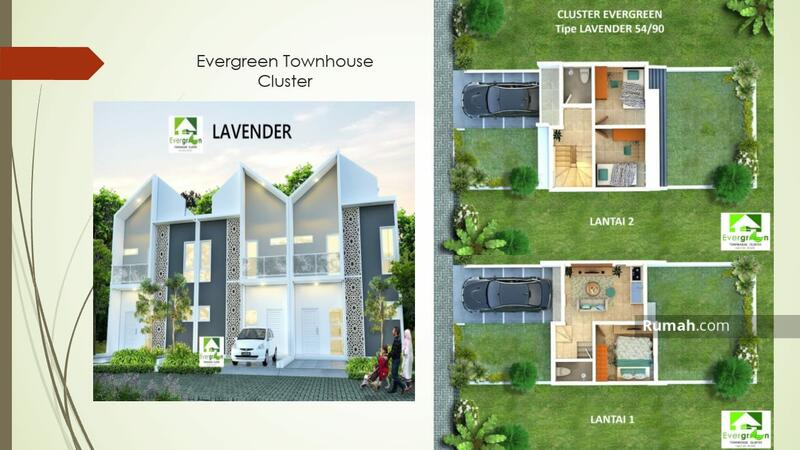 EVERGREEN TOWNHOUSE CLUSTER #104103505