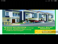 Dijual - TOWN  HOUSE ANDIR