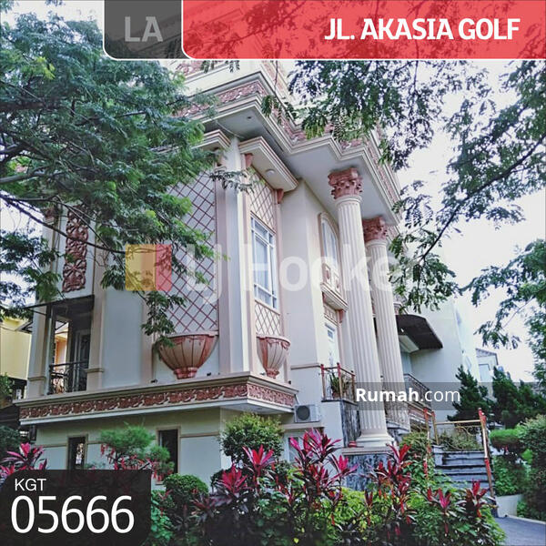 Rumah Jl. Akasia Golf, PIK #103835991