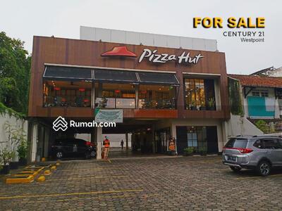 Dijual - Di Jual Gedung Restoran 2 Lantai Strategis di Jl. Terusan Jakarta, Antapani Bandung