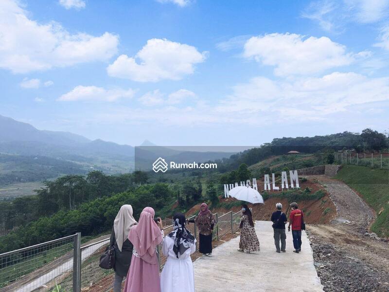 Tanah kavling di Bogor, View Pemandangan dan Sawah #104856325