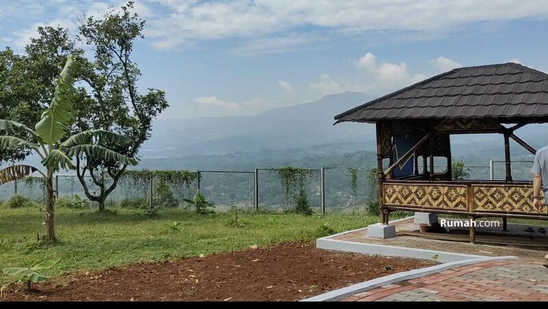 Tanah kavling di Bogor, View Pemandangan dan Sawah #104856335